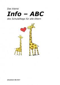 INFO-ABC des Schulalltags