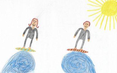 """""""Surfen auf dem Baggersee"""""""